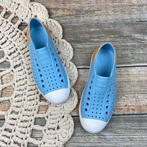 NWOT Native Jefferson Chevron Sneakers